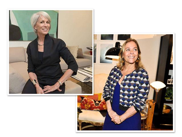 Esther Giobbi e Holly Hunt || Créditos: Reprodução Facebook / Paulo Freitas