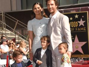 Matthew McConaughey revela como Oscar pode ser educador para os filhos
