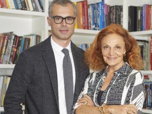 Diane von Furstenberg nomeia novo CEO para a DVF