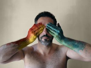 O Instagram todo colorido de Benedetto Demaio. Pode espiar!
