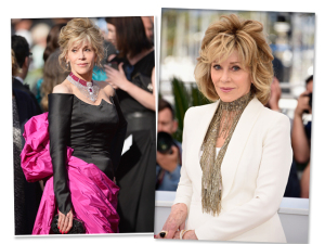 De musa espacial a sogra megera, o estilo classudo de Jane Fonda