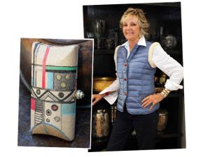Designer Francesca Levi Tonolli lança coleção no Studio Esther Giobbi