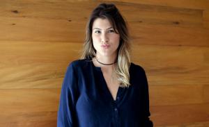 Lara D'Avila: o estilo da glamurette mais sorriso aberto do Rio