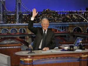 David Letterman se despede da TV com aposentadoria gorda