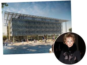 Lily Safra doa R$ 89,5 mi para centro de pesquisas em Jerusalém
