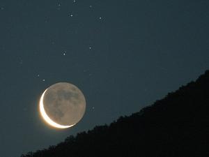 Chegada da lua nova promete dias de lutas e desafios. Insista!