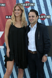 Felipe Massa ganha festa dupla em Barcelona. Glamurama conta