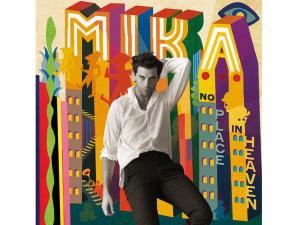 Mika está de volta em um clipe todo divertido. Sobe o som!