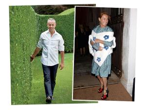 Moda em festa. Aniversário de Miuccia Prada e Francisco Costa