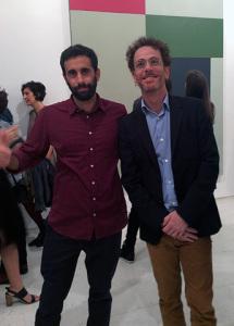 "Rodrigo Bivar abre individual ""Lapa"" na Galeria Millan"