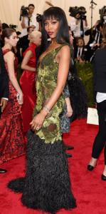 Burburinho forte: Naomi Campbell prepara festança na França