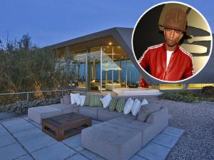 Pharrell Williams compra mansão que foi cenário de filme por US$ 7 milhões