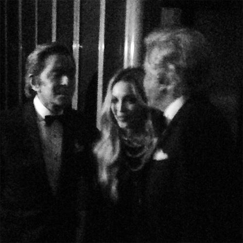 Valentino, Madonna e Giancarlo Giammetti  || Créditos: Reprodução Instagram