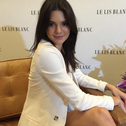 Kendall Jenner || Créditos: Arquivo Pessoal