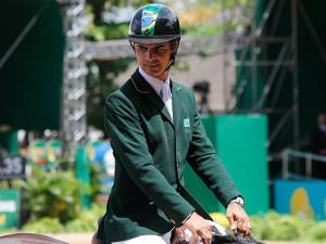 Tricampeão de hipismo, Rodrigo Pessoa deve se aposentar depois da Olimpíada