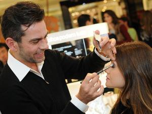Rosman Braz convida para uma tarde especial no Liceu de Maquiagem