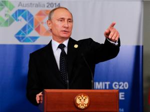Com alto índice de aprovação, Vladimir Putin reaparece em público na Rússia