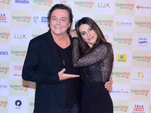 """Fábio Júnior fala sobre cena """"pai e filha"""" que fez com Cleo Pires"""