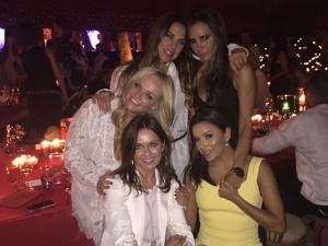 Ex-Spice Girls se reúnem para festa de 40 anos de David Beckham no Marrocos