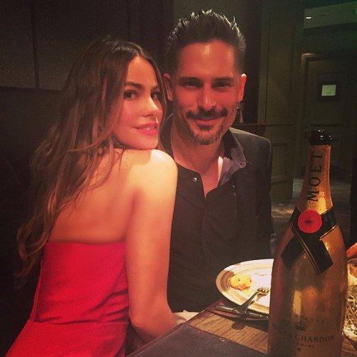Sofia Vergara noivou em festa super discreta || Créditos: Reprodução / Instagram