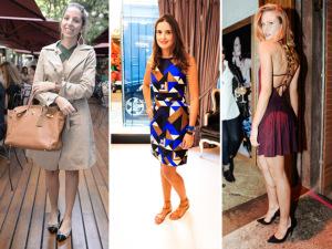 Aqui, as mais bem vestidas que circularam pelos agitos da semana