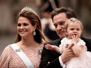 Nasce o segundo filho da princesa Madeleine da Suécia