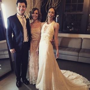 Carol Queiroz e Ricardo Hallack se casam com mega festa em SP