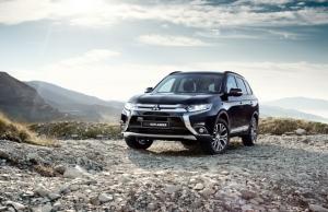 Mitsubishi apresenta o New Outlander com design moderno e high-tech
