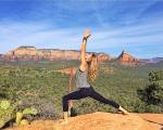 No dia do Yoga, Gisele Bündchen, Alê Ambrósio e mais para você se inspirar