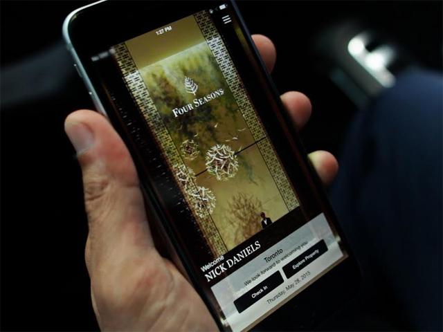 Novo aplicativo do Four Seasons promete ser mão na roda para os viajantes de plantão || Crédito: Divulgação