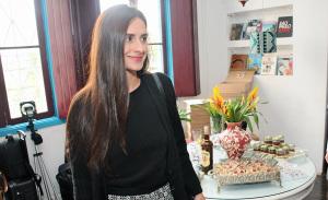 Amarula arma festa no restaurante Marakuthai nos Jardins