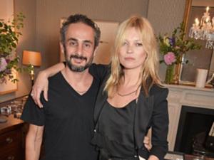 Kate Moss e high britânico prestigiam Ara Vartanian em Londres