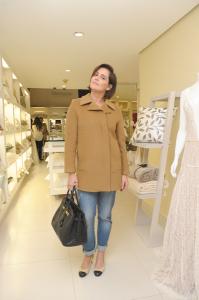 Noivas ganham agito fashion de Adriana Trussardi na Trousseau em SP