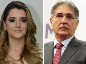 Fernando Pimentel é alvo de protesto por conta da mulher