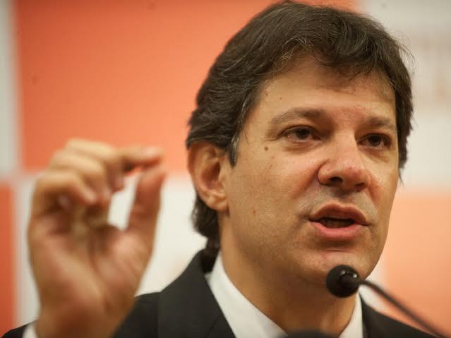 O professor Fernando Haddad || Créditos: Marcelo Camargo / Agencia Brasil