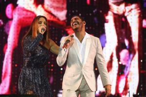 Regina Casé arma jantar estrelado pós-show de Ivete e Criolo no Rio