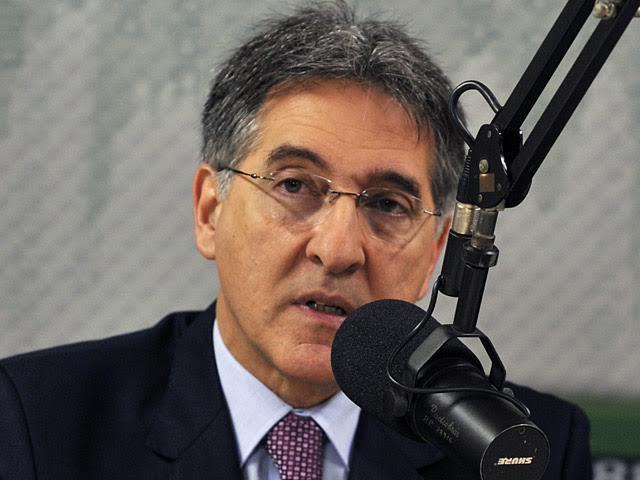 Fernando Pimentel está furioso! || Créditos:  Antonio Cruz / Agencia Brasil