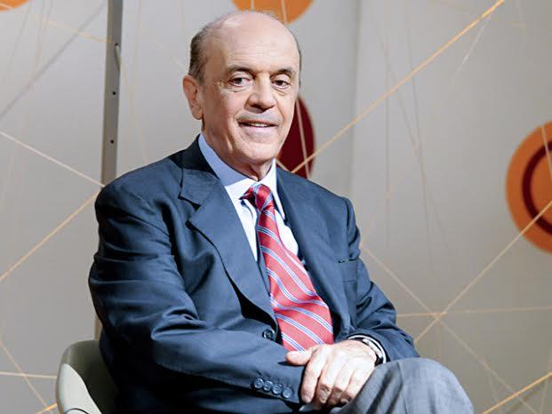 José Serra também está de olho em 2018    Créditos:  Divulgação