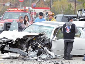 Caitlyn Jenner é processada por acidente que causou em fevereiro