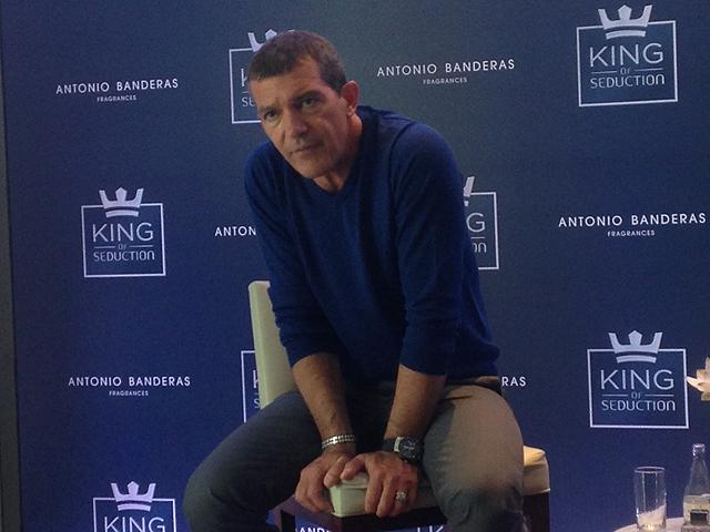 Antonio Banderas || Créditos: Glamurama