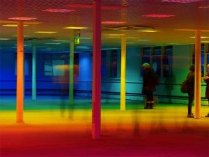 Psicodelia! Conheça 5 instalações de arte coloridas pelo mundo