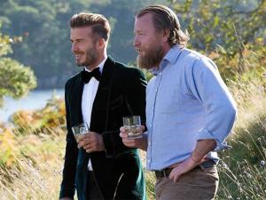David Beckham se dá mal em novo filme de Guy Ritchie