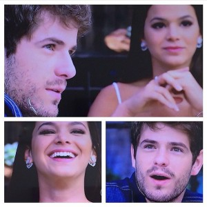 Sogra entrega namoro de Bruna Marquezine ao vivo na TV