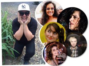 DJ Zé Pedro lança suas apostas com as vozes femininas da MPB