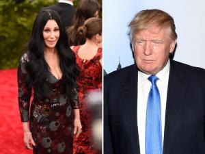 Cher solta o verbo e xinga muito Donald Trump no Twitter. Ui!