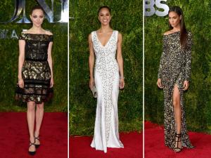 O prêmio de mais bem vestidas do Tony Awards 2015 vai para…