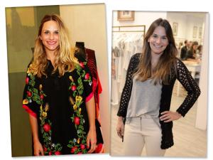 Fernanda Vidigal e Adriana Pelosini apresentam verão 2016 da Cruise