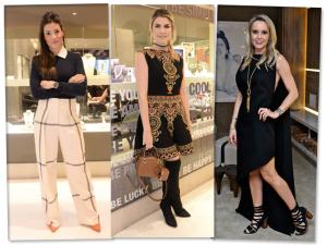 De Topshop a Valentino, as mais bem vestidas da semana são…