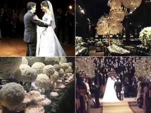 Por dentro da superfesta de casamento da filha do Senador Eunício Oliveira