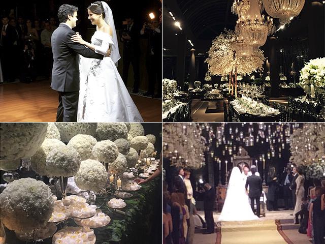 O casamento de Marcela e Ricardo  ||  Créditos: Reprodução Instagram